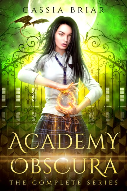 Academy Obscura - The Complete Series